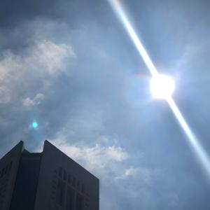 灼熱の東京 おはようマイホ!