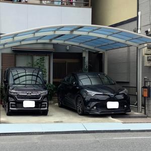 桜井市 S様邸 カーポート工事