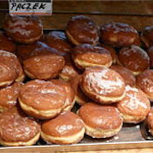 ポーランドの味「ポンチキ」