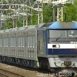 EF210-157+東武70090系71795F甲種輸送 平塚①  [今日はボウリングの日]