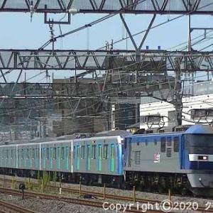 EF210-105+西武鉄道40000系 甲種輸送 大船⑦  [今日はプログラマーの日]