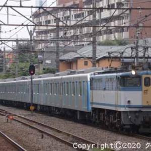 EF65 2127+西武鉄道40000系 甲種輸送 西国分寺③  [今日はワープロ記念日]