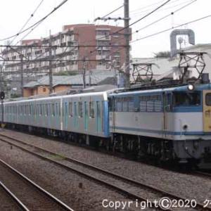 EF65 2127+西武鉄道40000系 甲種輸送 西国分寺⑤  [今日は豆腐の日]