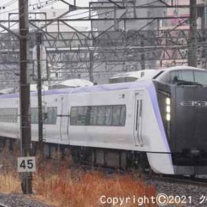 甲種輸送 EF65 2050+西武鉄道 新101系 立川➁ [今日はサラダ記念日]