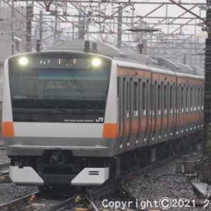 甲種輸送 EF65 2050+西武鉄道 新101系 豊田① [今日はナンパの日]