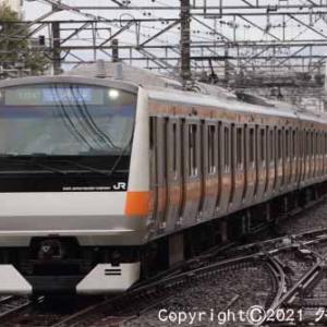 甲種輸送 EF65 2050+西武鉄道 新101系 立川➁ [今日は神前結婚記念日]