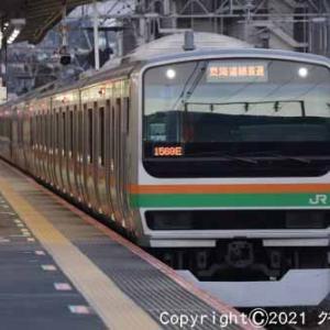 甲種輸送 EF65 2127 + 東京メトロ甲種輸送 湯河原① [今日はおやつの日]
