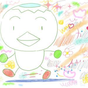 お絵描きソフト〜♪