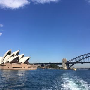 オーストラリアから帰国しました!