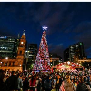 オーストラリアのクリスマス2019
