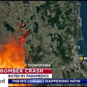 オーストラリアの深刻な山火事