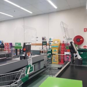 知ってほしい!コロナ対策・オーストラリアのスーパー
