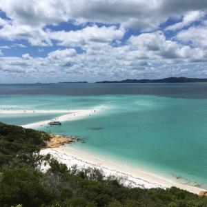 オーストラリア:一生に一度は訪れてほしい場所1‐ホワイトヘブンビーチ
