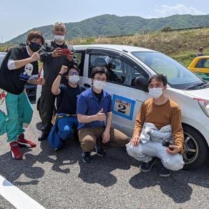 本庄軽One耐久2021 N-N 第2戦 初優勝!!