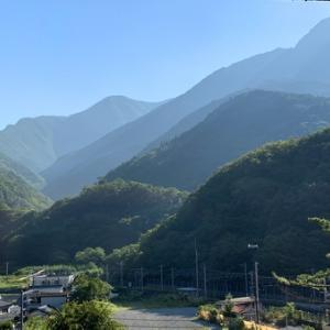 下部温泉への旅(2日目)