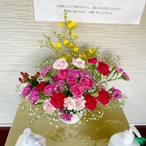 今月のお花♡
