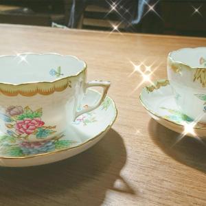 茶碗愛と、ウィリアム・モリス