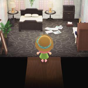 ついに、理想の寝室へ・・・