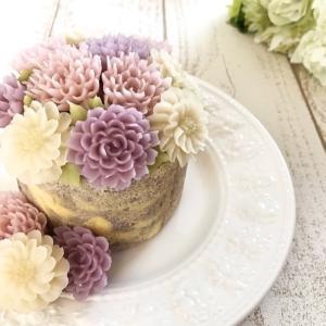 【11月22日開催】あんこのお花を咲かせましょう