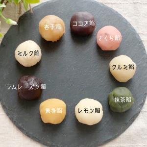 【オンラインレッスン】3種の中餡