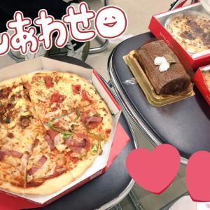クリスマス 〜 入院74日目 * 35w3d 〜