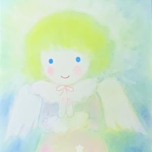 天使たち活動中♪