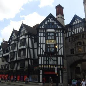 2014年イギリス旅行「リバティ」