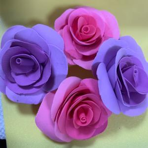 妖精の薔薇シリーズも製作中です。