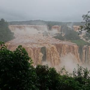 イグアスの滝とアルゼンチン