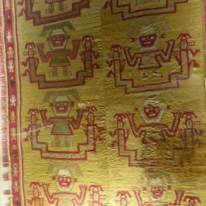 ペルー 天野プレコロンビアン織物博物館