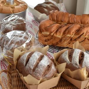 週末パン、シフォンケーキ作り♪