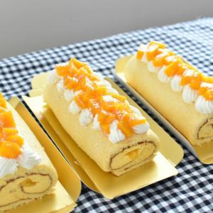 パンとロールケーキのレッスン♪