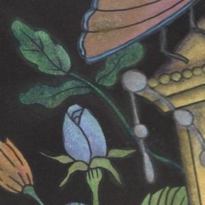 『第14回大人の塗り絵コンテスト』進捗17