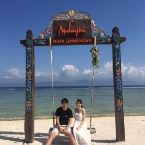 レンボンガン島ツアー