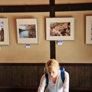 GyennとSonyadora 「第2回 UK-6写真展 in Naosima」から♪