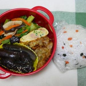 かきあげ弁当&低温調理レバーのお夕飯