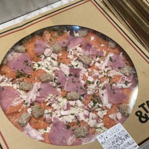 海鮮丼のお夕飯&いわし梅煮のお弁当