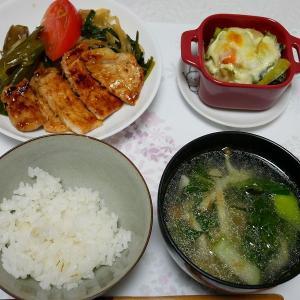 [2019/6]4週目の節約お家ご飯