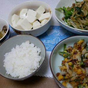 [2019/8]4週目の節約お家ご飯