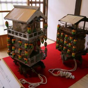 関宿 関の山車会館