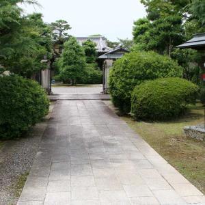 五個荘の藤井彦四郎邸