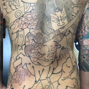 兵庫県 明石 タトゥーデザイン