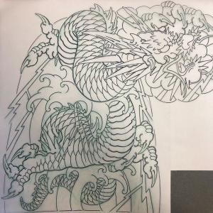 兵庫県 明石 タトゥースタジオ