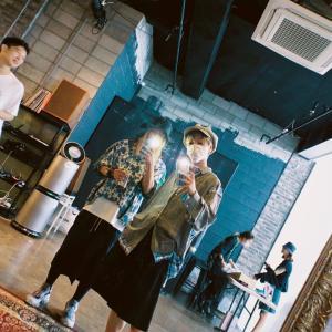 イェソンSNS☆写り込みmapsさん 200704