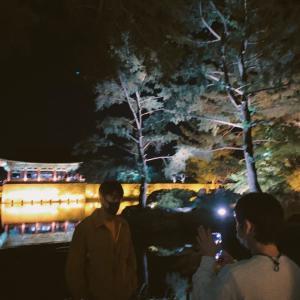 イェソンSNS☆ 慶州旅行 200920