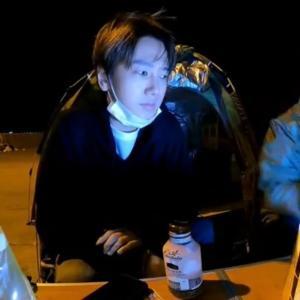 イェソンSNS☆レオさんより夜釣りのイェ 200923