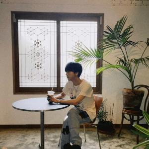 イェソンSNS☆一緒にコーヒー飲みたいです 210615