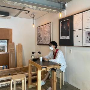 イェ散歩☆工房カフェ『루디먼트/RUDIMENT』 210729
