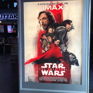 「Strar Wars」を観ました!