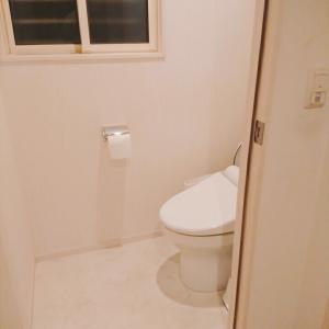 ◆トイレットペーパーホルダーを交換する《1Fトイレ》